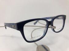 1574bb1fa2e New JIMMY CHOO JC 137 J55 Eyeglass Frames Blue Havana Square 3691