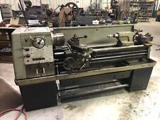 """Clausing Colchester 15""""-50"""" lathe"""