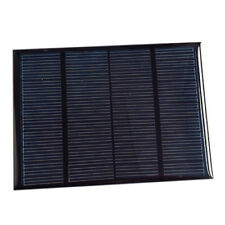 Solar Panel Module For Battery Cell Phone Charger DIY Model:115X85mm 12V H9U5