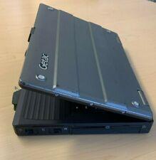 GETAC S400 Laptop Tablet Intel i5-M520 2.40GHz 4GB DDR3 NO Hard Drive no Caddy