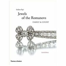 JEWELS OF THE ROMANOVS - PAPI, STEFANO - NEW HARDCOVER BOOK