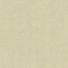 """ECO LINEN COTTON DRAPERY CURTAIN FABRIC VINTAGE NATURAL MUSLIN BEIGE OATMEAL 54"""""""