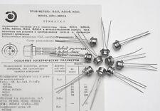 MP39B Germanium PNP Transistors Low Noise (USSR - 1990) QTY=10