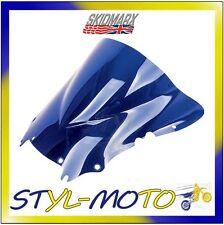 CUPOLINO MOTO DOPPIA BOMBATURA SKIDMARX BLU HONDA CBR900RR R-V 92