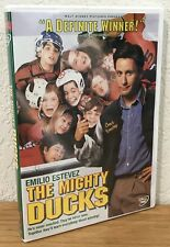Disney Pictures THE MIGHTY DUCKS (DVD, 2000) REGION 1 ~ LIKE NEW ~ SEE PICS