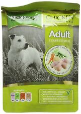 Natures Menu Adult Chicken Vegetable and Rice Dog Food 300 g (Pack of 8)