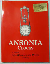 Ansonia Clocks: A Guide to Identification and Prices By Tran Duy Ly  UNREAD