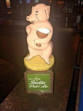"Point Beer ""Whole Hog"" LIMITED EDITION Pig Tap Handle"