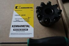 Kennametal High-Speed Shell Mill  - 7792VXD09-A063Z9R