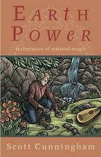 Earth Power Cunningham Book ~ Wiccan Pagan Supply