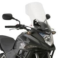 D1121ST GIVI Cupolino Trasparente > Honda CB 500 X 2013 2014 2015 2016 2017 2018