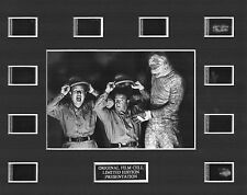 * Abbott and Costello Meet The Mummy 35mm Film Cell Display *
