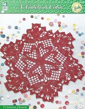 A Touch of Color crochet pattern leaflet Early Afternoon Doily