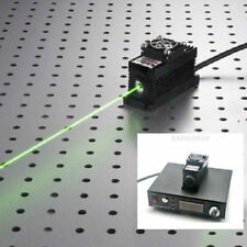 500mW 532nm Green Laser Dot Module + TTL/Analog + TEC Cooling + Adjustable Power