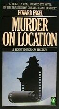 Murder On Location by Engel Howard - Book - Paperback - Crime/Mystery - Fiction