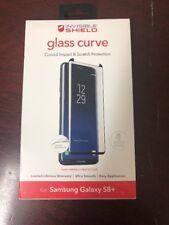 NIB ZAGG Invisible Shield Glass Curve Screen Protector Samsung Galaxy S8+ Plus
