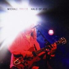 MICHAEL BRUCE - HALO OF ICE : LIVE IN ICELAND (New/Sealed) CD Rock Alice Cooper