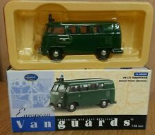 Corgi Vanguard VA08000 VW LT1 Transporter German Police Ltd Ed. No. 0005 of 4000