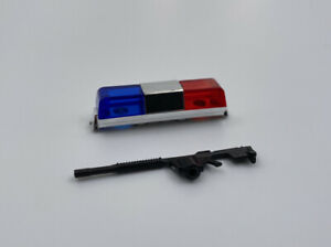 Police Light Bar for 1/32 Slot Car Sheriff Highway Patrol Ambulance Fire Engine