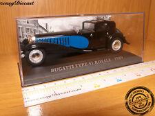 BUGATTI TYPE 41 ROYALE - 1929 1:43 MINT WITH BOX ART!!!
