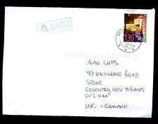 Switzerland 2005 Airmail Cover To UK #C2152
