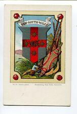 NSW State Card Oseas card Paul Kohl Kunstverlag  Chemist Aboriginal items