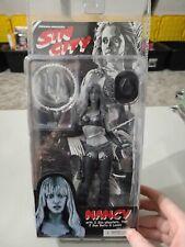 Neca Frank Miller's Sin City Series 1 Nancy 7-Inch Action Figure ~ 2005 ~ Nip