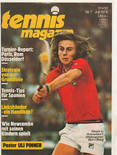 Björn Borg signed 8x11 inch magzine-picture autograph
