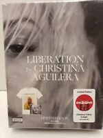 Liberation by Christina Aguilera Limited Edition Target Excl (CD, L Shirt) NEW