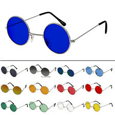 Ozzy Osbourne Style Round Sunglasses - 13 Color Choices - *Fast Free Shipping*