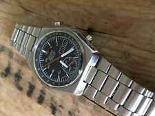 Seiko Chronograph Automatic Vintage Watch