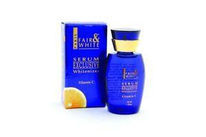 Fair And White Exclusive Whitenizer Serum with Vitamin C (30ml)