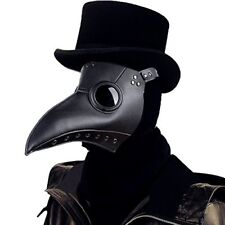 Raxwalker Plague Doctor Mask Halloween Props Costume Steampunk Gothic Cosplay Re