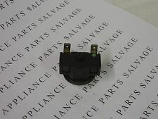 WP8182477 DRYER THERMOSTAT (122 F)  WHIRLPOOL PULLED FROM BRAND NEW DRYER