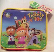 Tickety Tok - Lunch Bag - Brand New