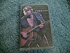 Neil Young freedom - Cassette Tape 1989 with Rockin' in the Free World