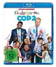 Jardin d'enfants COP 2 Blu-ray nouveau Dolph Lundgren/sarah strange/+