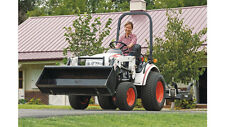 BOBCAT CT120 Compact Tractor Service and Operation  Manual CD