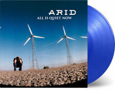 Arid – All Is Quiet Now Blue Numbered LP Vinyl NEW!