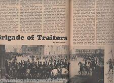 San Patricio Brigade + Santa Anna, General Winfield Scott & Zachary Taylor