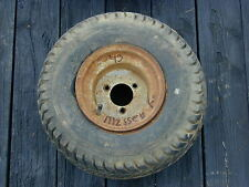 #43 Massey Ferguson 7 Riding Mower Garden Tractor Rear Tire Wheel 18 x 8.50 - 8