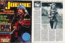 JOEPIE 222 (18/6/78) DYLAN LINDSAY WAGNER CLAUDE FRANCOIS EAGLES BEE GEES LUV