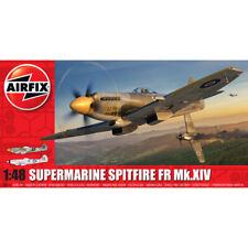 Airfix Supermarine Spitfire FR Mk.XIV Plane Model Kit - Scale 1:48 - A05135