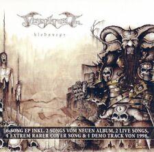 CD • FINNTROLL • 2013 • BLODSVEPT • RARE 6 SONG EP • (German Legacy Exclusive)