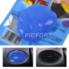 Car Clean Glue Gum Gel Air Outlet Vent Panel Dashboard Interior Cleaning Tools