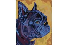 PAINTING BY NUMBERS FRENCH BULLDOG T16130071