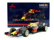 Spark RED BULL TAG HEUER RB13 Spain GP 2017 Ricciardo #3 1/18 Scale New In Stock