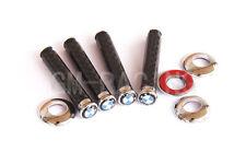 Carbon Fiber 4pcs Door Lock Pins For BMW Universal 1-5 Series M2-M6 F1-F3X F8X