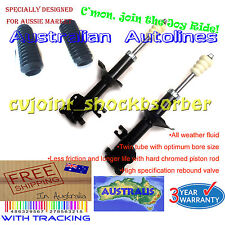 2 Front Struts Nissan Pulsar N15 With ABS Brake New Shock Absorbers 8/97-2/98