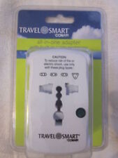 NEW TS237AP All In One Adapt Plug Surge Protector by Travel Smart Conair NIB